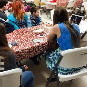 Somerset Youth Discuss Inequality