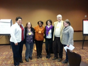 Commission on Racial Understanding Leadership Team in the Diocese of Ohio - A Group Seeking to Address the Root Causes of Racism