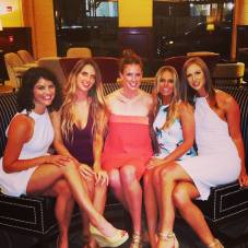 Natalie with Her Four Sisters