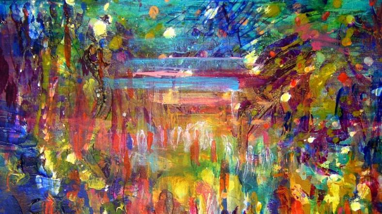Psalm 25 by Yoram Raanan http://www.yoramraanan.com/