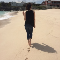 Every beach we stepped onto was more beautiful than the last.