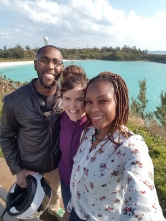 We stayed with my friend Purity who I met while I was living in Kenya. She was the most gracious and loving host. Five Stars!